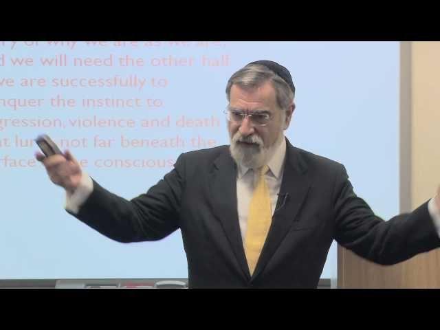 Chukkat 5771 - Covenant & Conversation - Chief Rabbi Lord Sacks speaks on the weekly torah portion