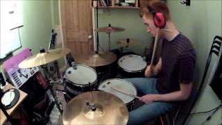 Disco Inferno - The Trammps - Drum Cover/Remix