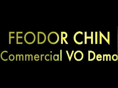 Feodor Chin - Commercial VO Reel
