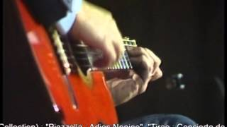 Cacho Tirao and Astor Piazzolla live in Lukowski Guitar Festival
