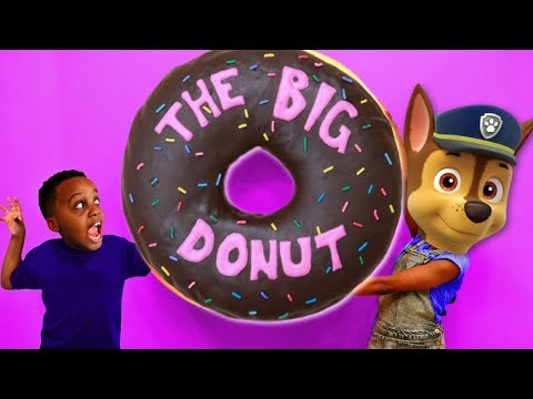 Thumbnail: Shiloh And Shasha GIANT DONUT Challenge GONE WRONG - Onyx Kids