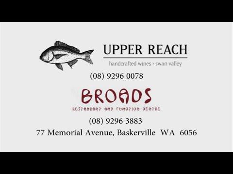 upper reach winery broads restaurant youtube. Black Bedroom Furniture Sets. Home Design Ideas