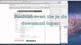 Lion - App installeren handmatig