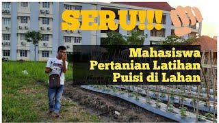 Download Video [LiVE] Seru! Mahasiswa Pertanian dengan Passion Puisi tidak Menyurutkan minatnya & latihan di lahan. MP3 3GP MP4