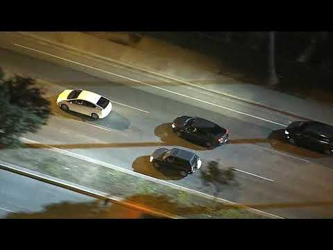 103018: High Speed Pursuit Ends With Pit Maneuver  Unedited