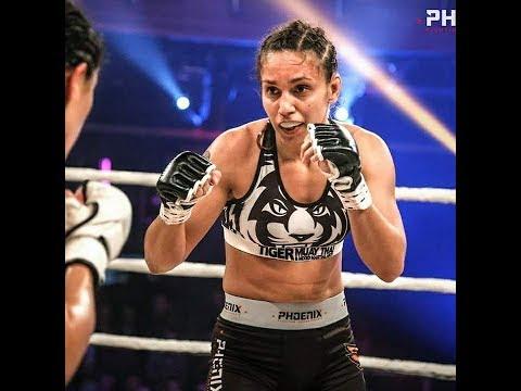 Antonina Shevchenko vs. Anissa Haddaoui -  Phoenix3, London