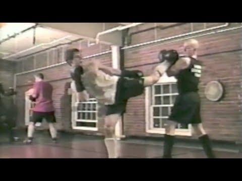 1996 video of Coach Jason Yee & The Boston San-Shou Team