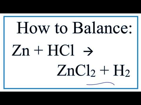 Как из zncl2 получить zno