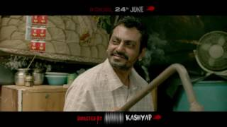 Dialogue Promo 1 | Raman Raghav 2.0 | In Cinemas 24th June | Nawazuddin Siddiqui