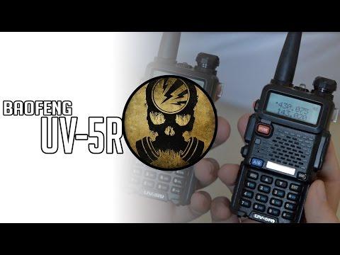 Baofeng UV-5r · Radio · Review · AIRSOFT