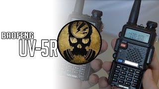baofeng uv 5r radio review airsoft