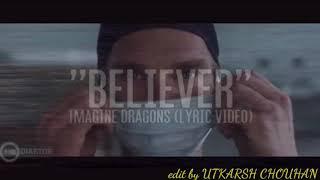 BELIEVER lyrics Doctor strange (use earphone for better experience)