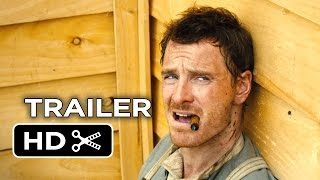 Slow West Official Trailer #1 (2015) - Michael Fassbender Western Thriller HD