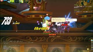 [Elsword JP] Night Watcher 7-5 Very Hard