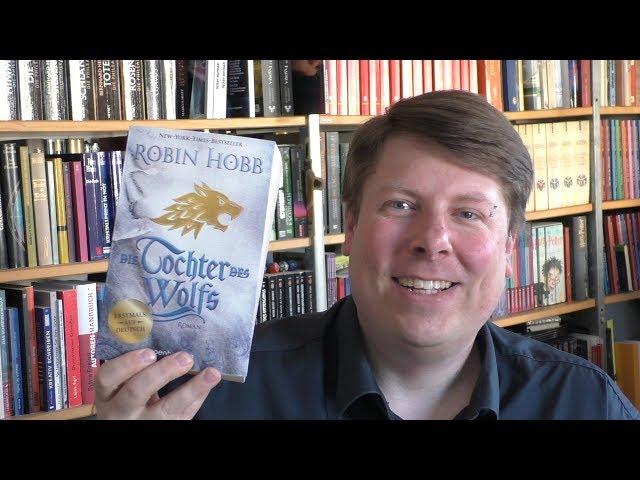 Die Tochter des Wolfs - Kind der Weitseher-Saga 3 - Robin Hobb - Fantasy