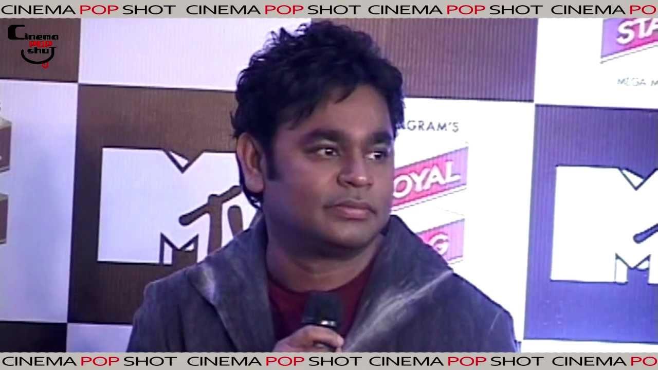 02. Rehna Tu | MTV Unplugged Season II | A.R.Rahman by ...