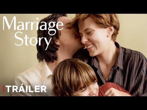 Scarlett Johansson y Adam Driver protagonizanHistoria de un matrimonio