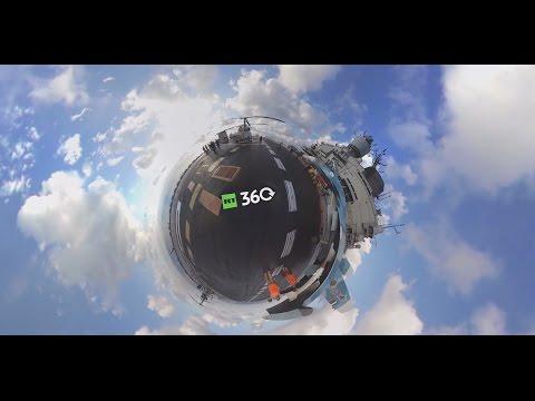 Видео 360: взлёт