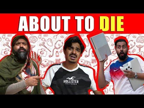 About To DIE   Comedy Skit   Bekaar Films