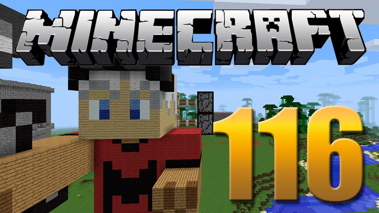 O Transplante Minecraft Em Busca Da Casa Autom Tica 116