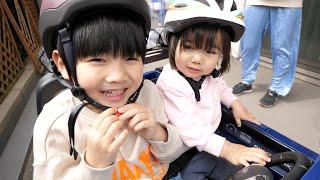 外に出られないのでベランダでピクニックをしました。電動乗用カー #家で一緒にやってみよう 鈴川絢子:主に鉄道が好きです。おもちゃも好き...
