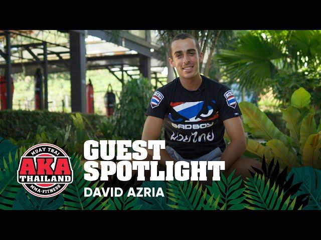 AKA Thailand Guest Spotlight - David Azria