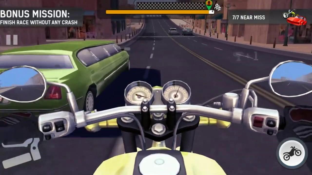 highway rider mod apk rexdl