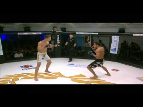 Imperium MMA Pro 4 - Sérgio de Jesus x Rafael Leite