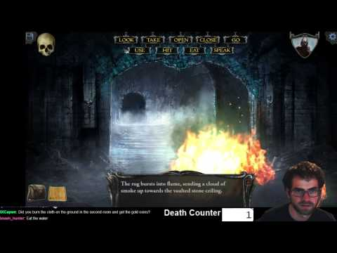 Shadowgate Master Difficulty Playthrough (Part 1)