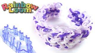 Как сделать браслет из резинок Монстр Тэилл | How to make rubber band bracelet on Monster Teil