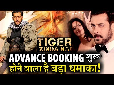 Tiger Zinda Hai Advance Booking Proves Film will be A HUGE HIT!