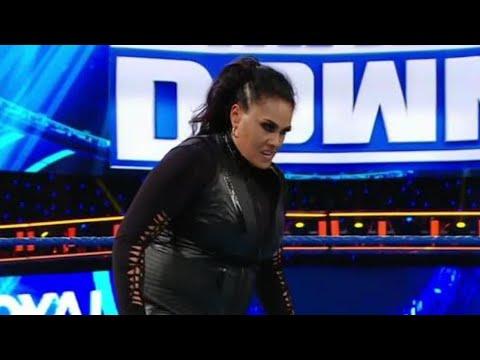 Natalya battles Tamina for No. 30 spot in Royal Rumble Match: WWE Backstage, Jan. 30, 2021