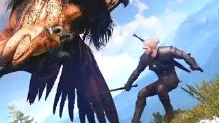 Ведьмак 3: Дикая охота — Русский обновленный трейлер (HD) The Witcher 3: Wild Hunt