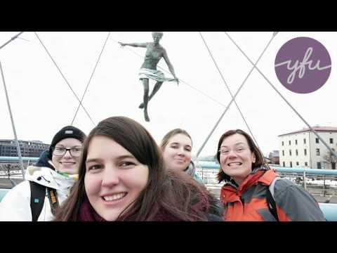 YFU Slovakia - Krakow Trip 2017