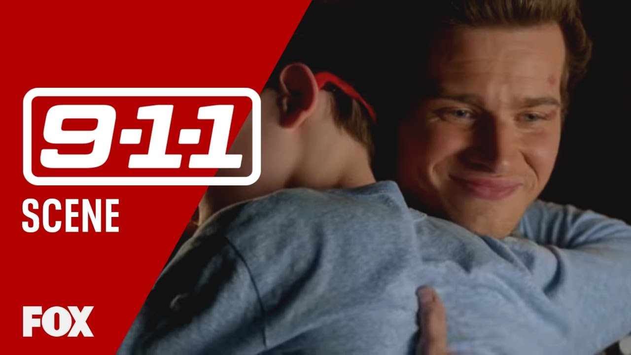 Download Buck & Christopher Have A Heart To Heart   Season 4 Ep. 8   9-1-1