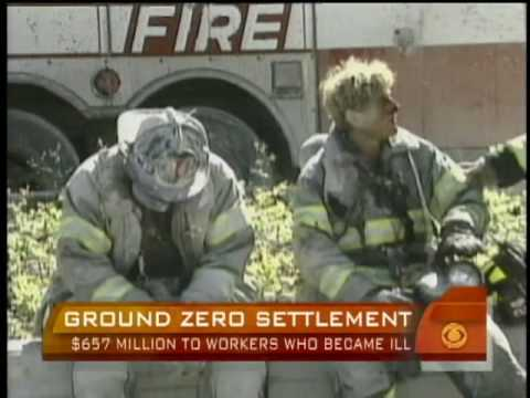 $657 Million to  Ground Zero Workers