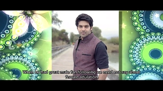 TAMIL ACTOR ARYA BIOGRAPHY  | in tamil with english subtitles