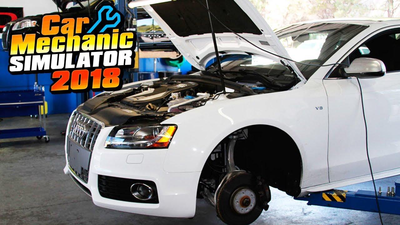 ŁO PANIE KTO TO PANU …. ? – Car Mechanic Simulator 2018 – PL