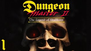 Dungeon Master II: The Legend of Skullkeep - 01 Village Environs