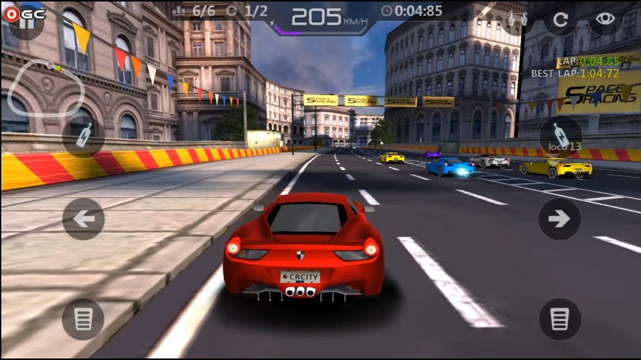 City Racing Lite 3d Sports Car Racing Games Android