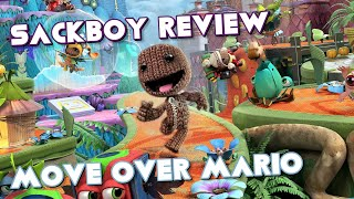 Sackboy: A Big Adventure Review - PlayStation's Mario is Here | TE (Video Game Video Review)