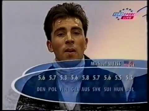 Michael Weiss USA - 1999 World Championships SP