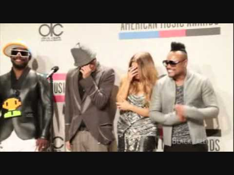 Black Eyed Peas Funniest Moments 3