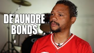 De\'Aundre Bonds Cried After Doing Rape Scene in \'Lockdown\', Wishes He Never Did It (Part 4)
