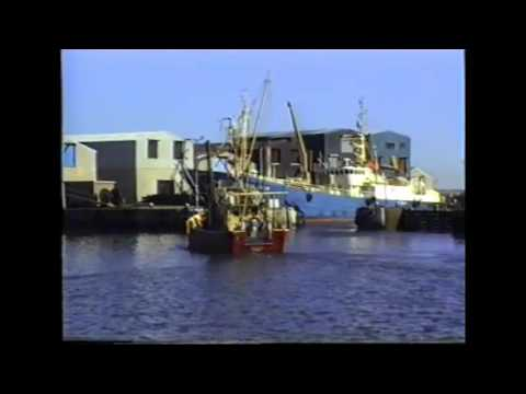 BROCH  HARBOUR  1980s