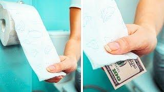 20 SECRET STASH IDEAS TO HIDE YOUR MONEY