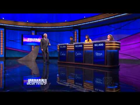 This is Jeopardy! on 12/05/2013