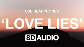 Khalid, Normani - Love Lies (8D Audio) 🎧