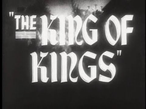 The King of Kings - 1927 Film Trailer