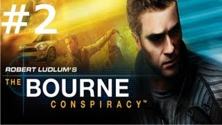 The Bourne Conspiracy - Mission 2